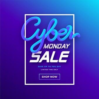 Cyber monday social media-banner