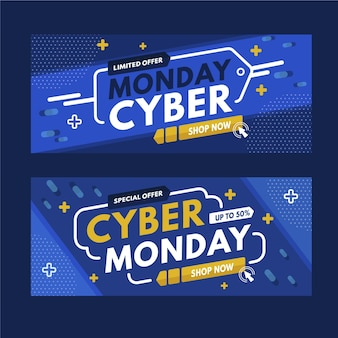 Cyber montag banner