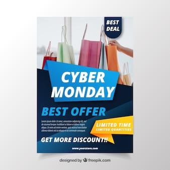 Cyber montag-broschüre