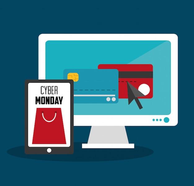 Cyber-montag-design