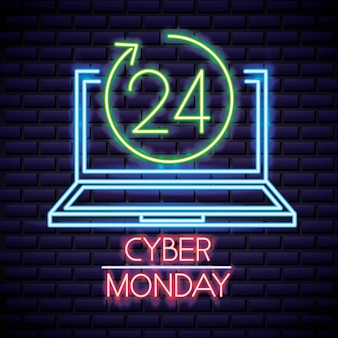 Cyber montag laden