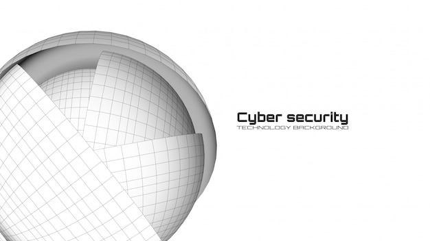 Cyber-sicherheit und informationsschutz