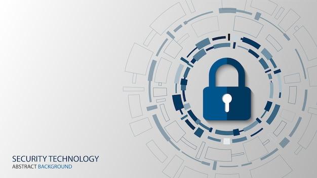 Cyber-technologie sicherheit