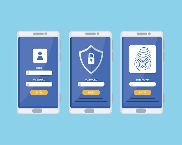 Cybersicherheit von smartphones