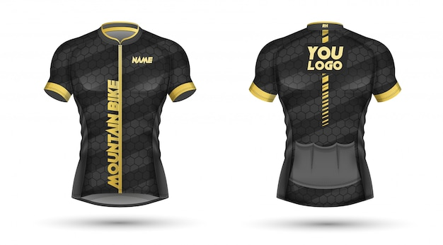 Cycle jersey-shirt-design