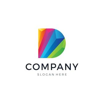 D brief logo