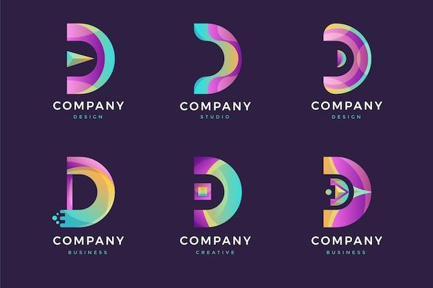 D logo sammlung