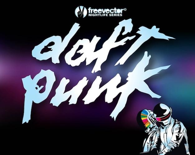 Daft punk-logo