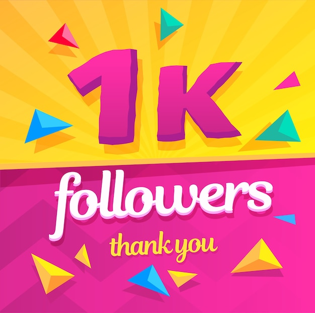 Danke follower