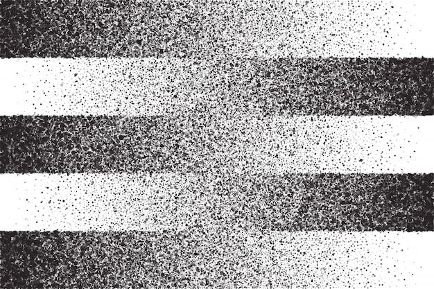 Dark grey ash particles abstract