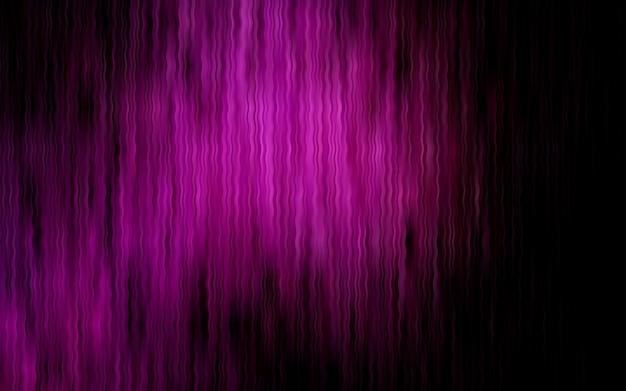 Dark pink vektor hintergrund mit geschwungenen kreisen
