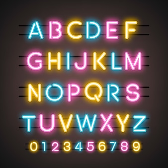 Das alphabet und das zahlensystem