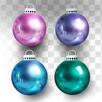 Das element weihnachtsball social media pomote, promotion post templates.post quadratischen rahmen für social media