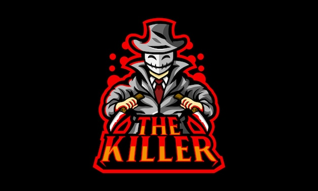 Das killer esports logo
