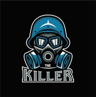 Das killer logo esport