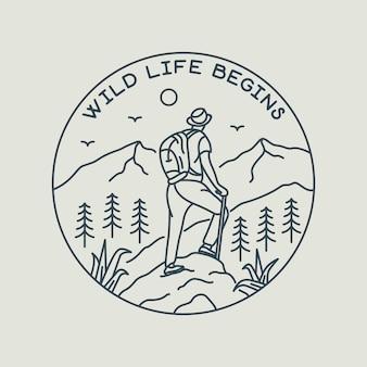 Das wilde leben beginnt