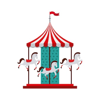 Das Zirkusdesign