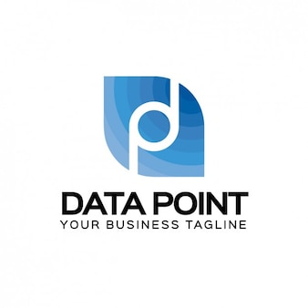 Data point company logo