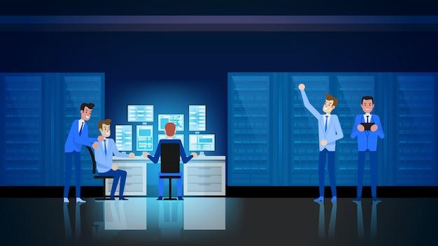 Datacenter-technologie