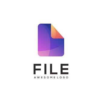Datei bunte logo illustration abstrakt