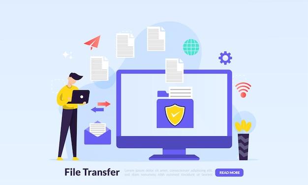 Dateikonzept teilen