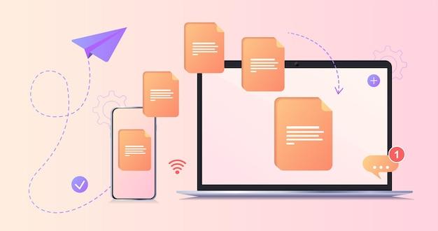 Dateiübertragungdateien werden verschlüsselt übertragenprogramm für die fernverbindung zwischen telefon und comp