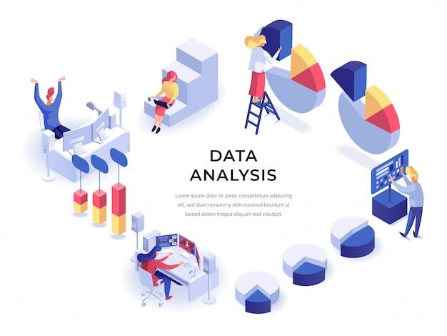 Daten isometrisch