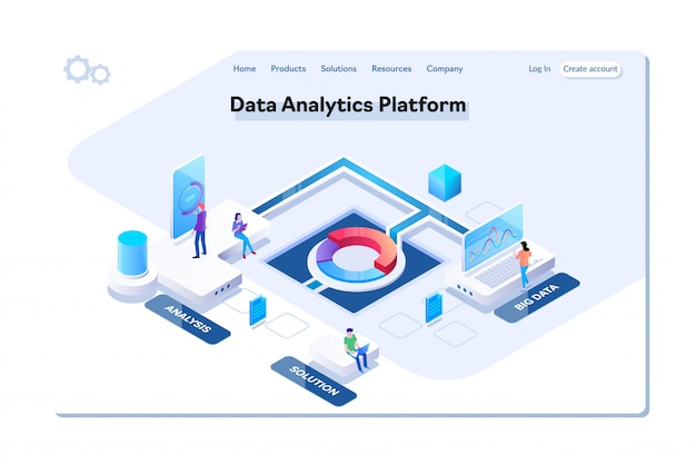 Datenanalyse-plattform