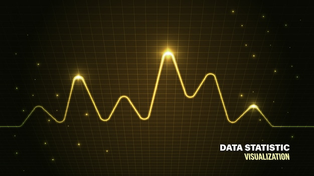 Datenanalyse visualisierung hintergrund