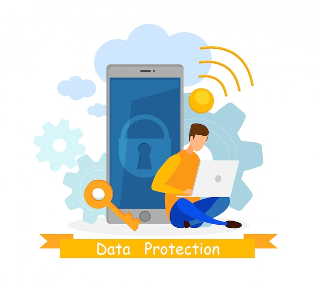 Datenschutz-software