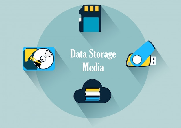 Datenspeichermedien