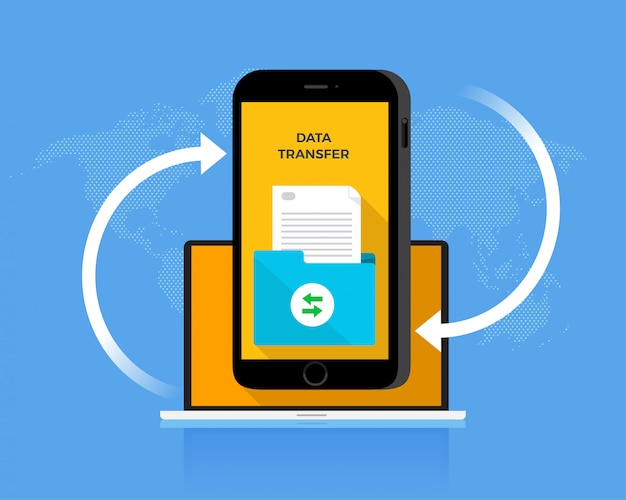 Datentransfer