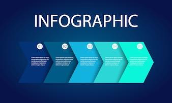 Datenvorlage Design Illustration