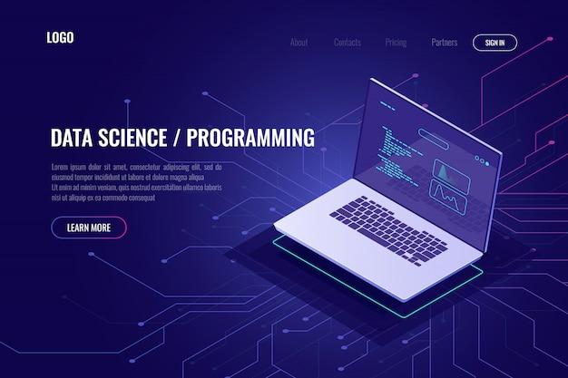 Datenwissenschaft und programmierung