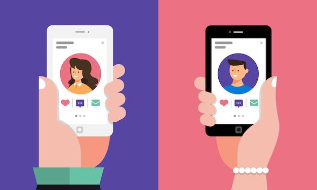 Dating online-bewerbung