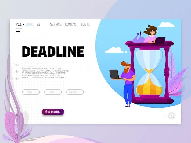 Deadline-konzept