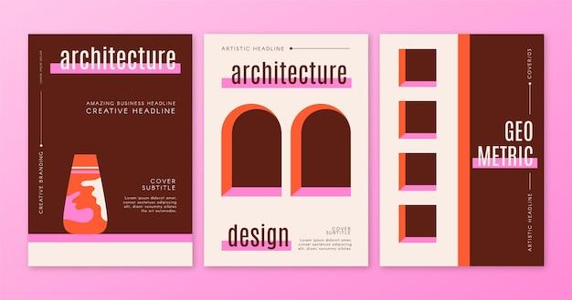 Deckt minimale architektur ab