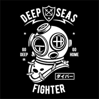 Deep seas fighter