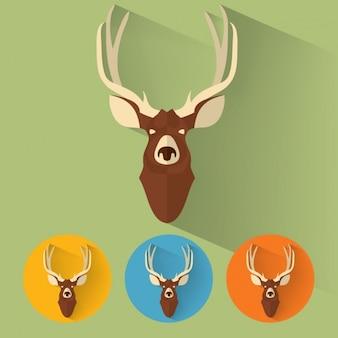 Deer entwirft kollektion