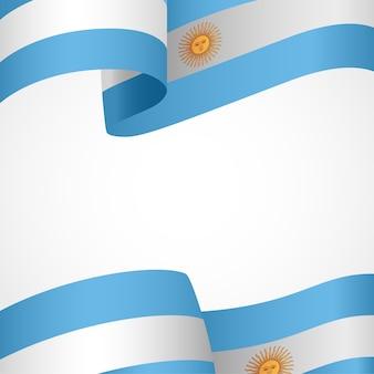 Dekoration von argentinien