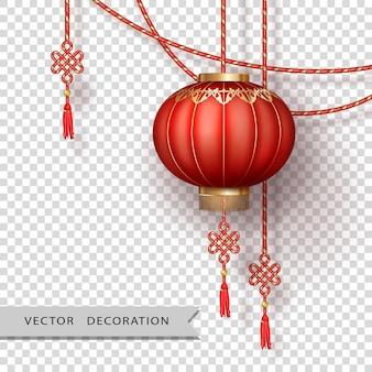 Dekorationsgegenstände für die festlichen neujahrskompositionen