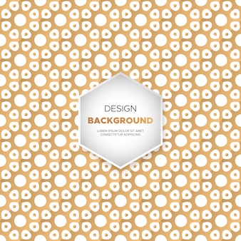 Dekorativer mandalauxuxhintergrund in der goldfarbe