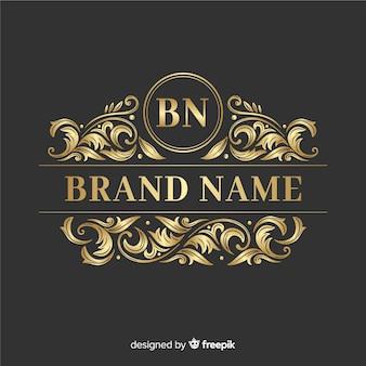 Dekoratives elegantes logo