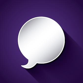Denke text ballon design
