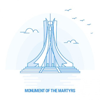 Denkmal der martyrs