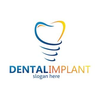 Dental logo-design