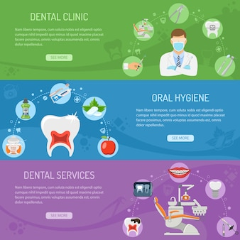 Dental services horizontal