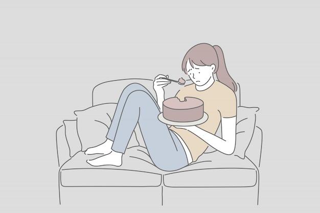 Depression, psychische gesundheit, stress.