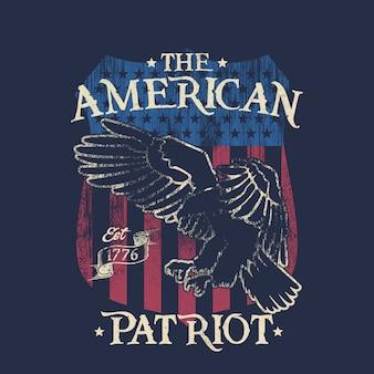Der amerikanische patriot