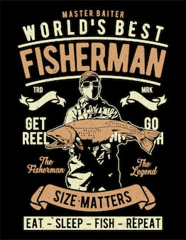 Der beste fischer der welt